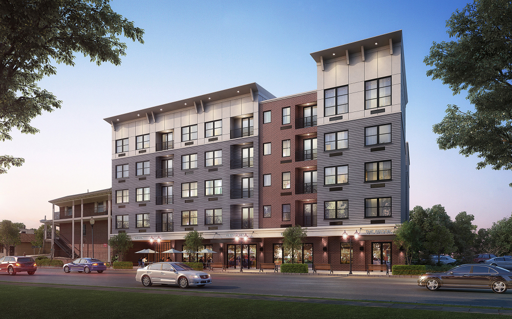 Bound Brook, NJ Mixed-Use Development