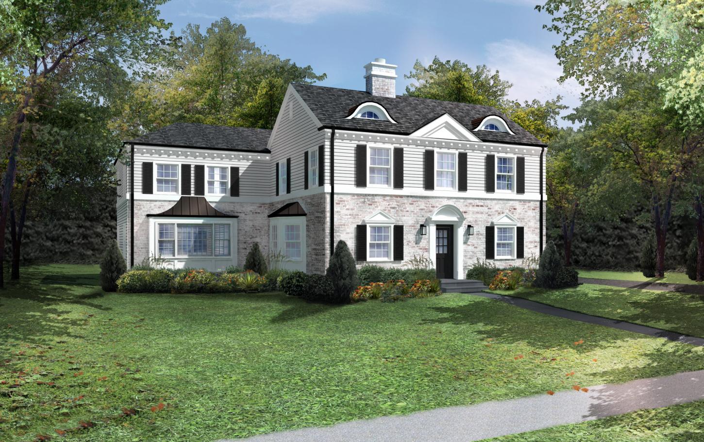 Single Family Residence, Ridgewood, New Jersey