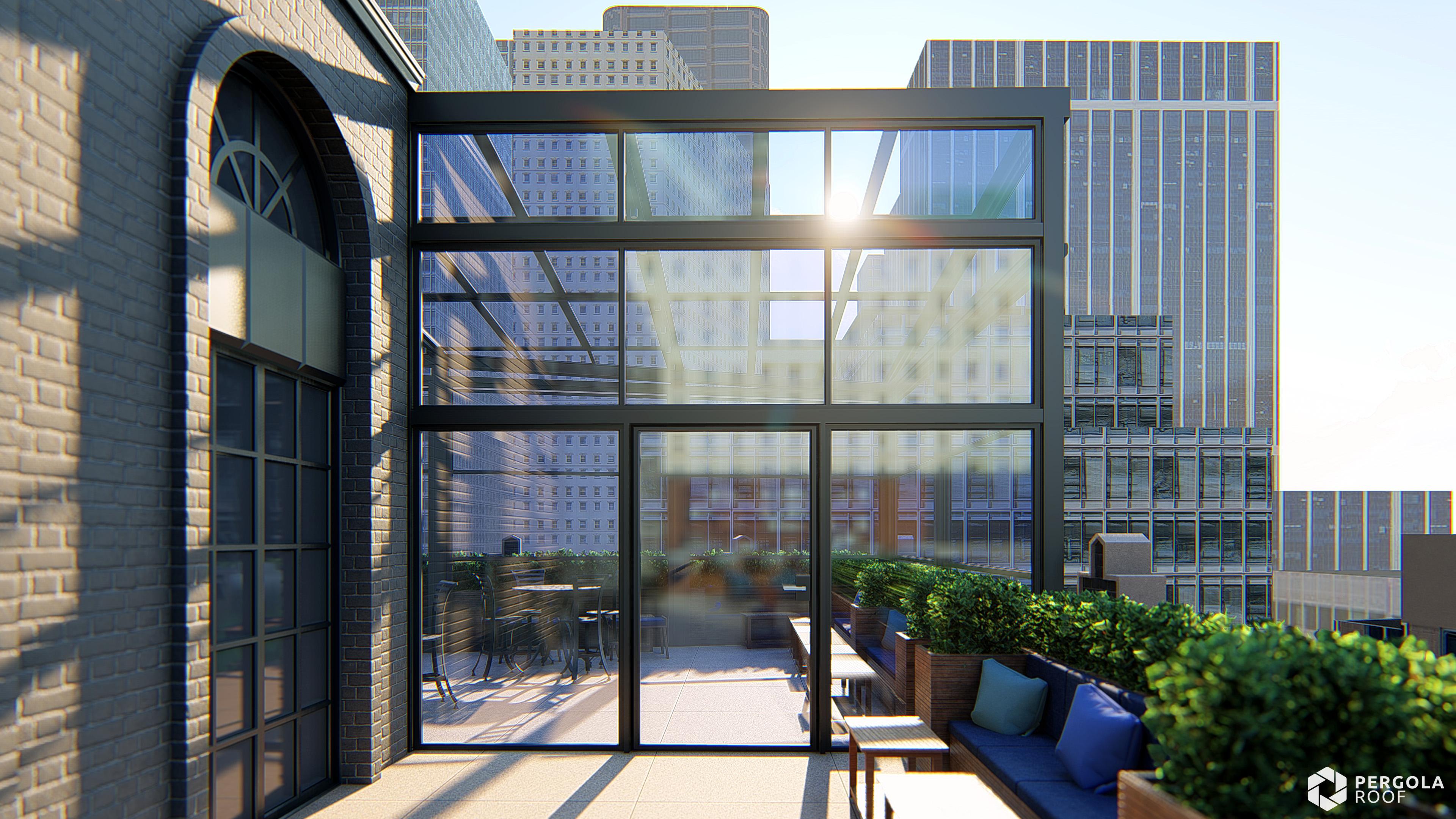 Elsie Rooftop NYC