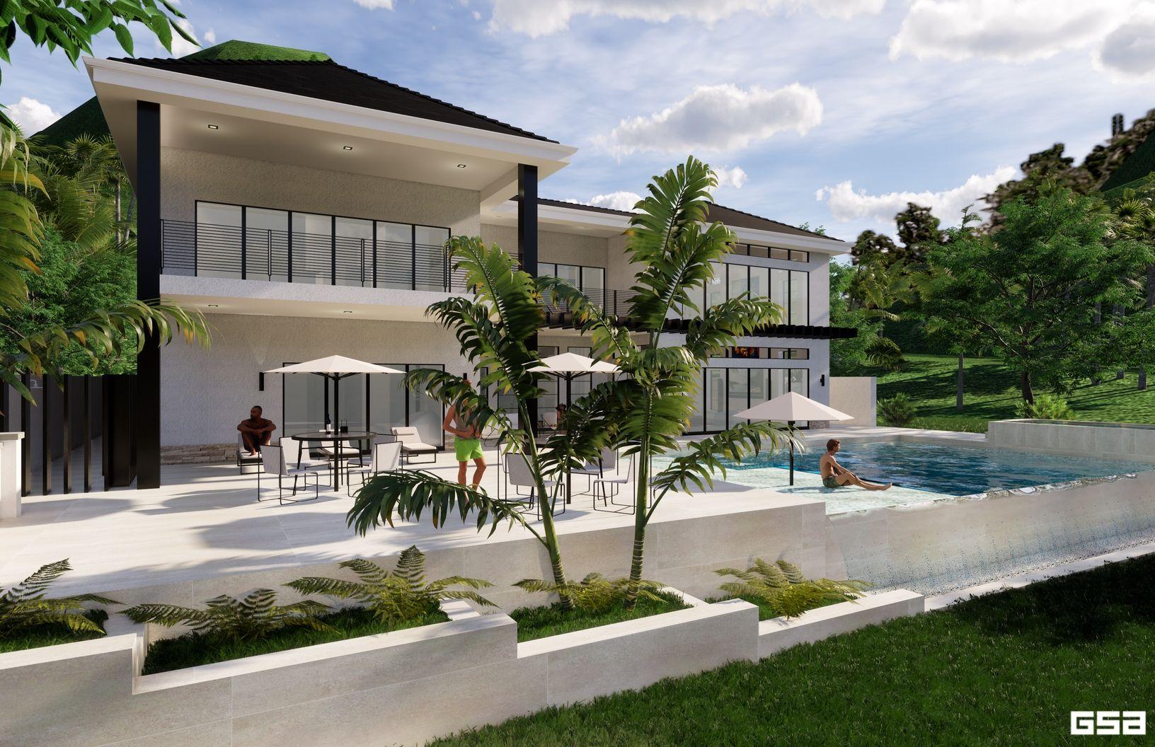 Cap-Haïtien, Haiti Private Residence
